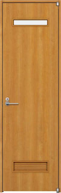 YKKAP室内ドア ラフォレスタ[メーカー常時在庫品] トイレドア TW ノンケーシング枠:ピボットヒンジ仕様[幅733mm×高2033mm]【YKK】【YKK室内ドア】【室内建具】【木製建具】【室内扉】
