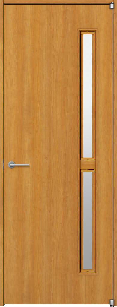 YKKAP機能ドア ラフォレスタ[通風ドア][木目たて] T4 ケーシング枠:[幅733mm×高2033mm]