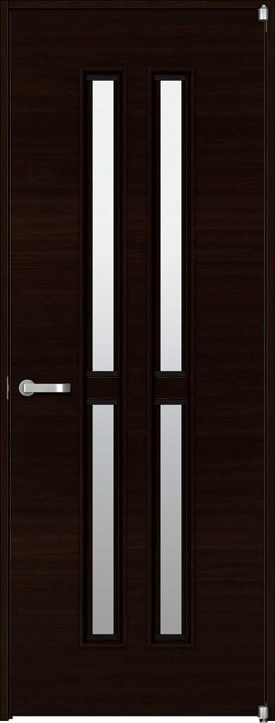 YKKAP機能ドア ラフォレスタ[通風ドア][木目横] Y5 ケーシング枠:[幅778mm×高2033mm]