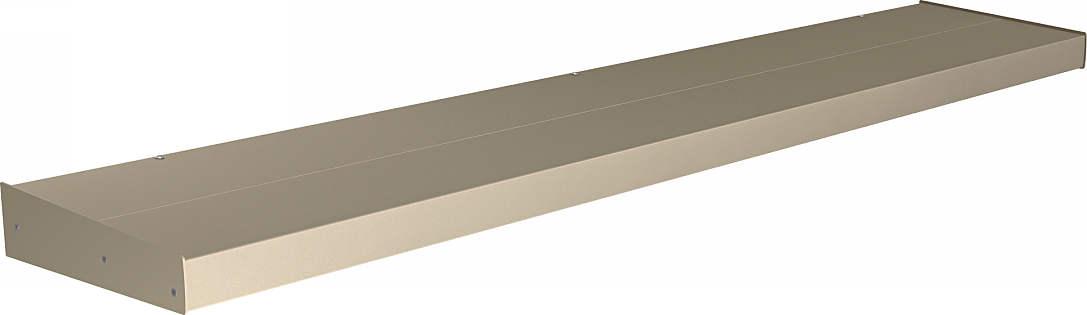 YKKAP窓まわり ひさし コンバイザー ベーシックスタイル 出幅300mm:先付・後付兼用[幅990mm]
