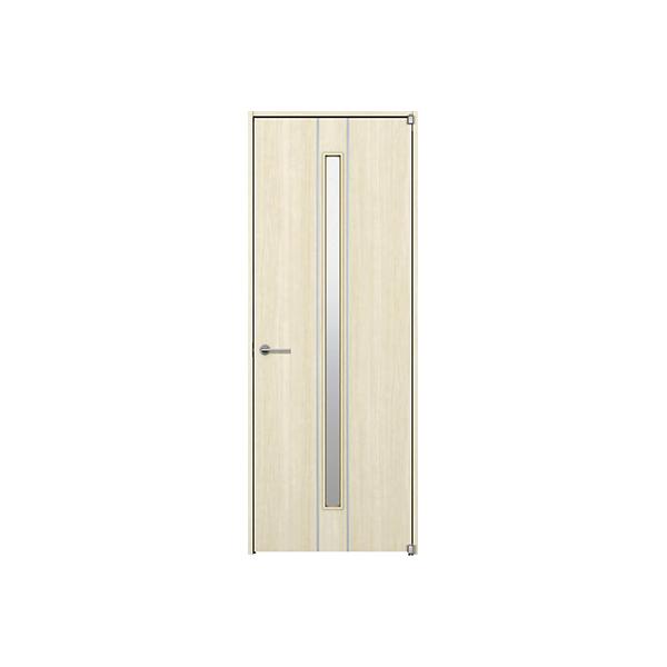 YKKAP室内ドア ラフォレスタ[スタイリッシュ][木目たて] 片開きドア T63 ノンケーシング枠:[幅778mm×高2033mm]