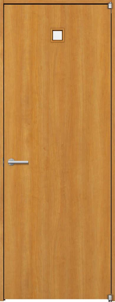 YKKAP室内ドア ラフォレスタ[スタイリッシュ][木目たて] 片開きドア T80 ケーシング枠:[幅733mm×高2033mm]