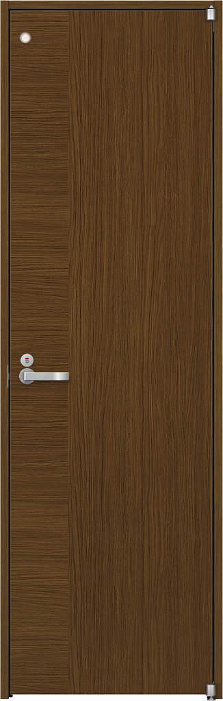 YKKAP室内ドア ラフォレスタ[スタイリッシュ][木目たて] トイレドア T12 ケーシング枠:[幅778mm×高2033mm]