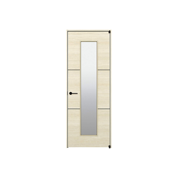 YKKAP室内ドア ラフォレスタ[スタイリッシュ][木目横] 片開きドア Y40 ノンケーシング枠:[幅778mm×高2033mm]