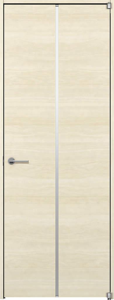 YKKAP室内ドア ラフォレスタ[スタイリッシュ][木目横] 片開きドア Y62 ケーシング枠:[幅823mm×高2033mm]