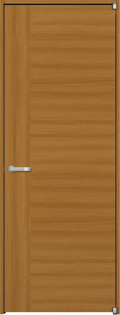 YKKAP室内ドア ラフォレスタ[スタイリッシュ][木目横] 片開きドア Y12 ケーシング枠:[幅878mm×高2033mm]
