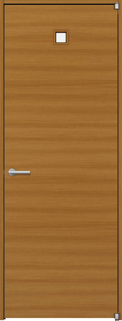 YKKAP室内ドア ラフォレスタ[スタイリッシュ][木目横] 片開きドア Y80 ノンケーシング枠[集合住宅向け]:[幅778mm×高2033mm]