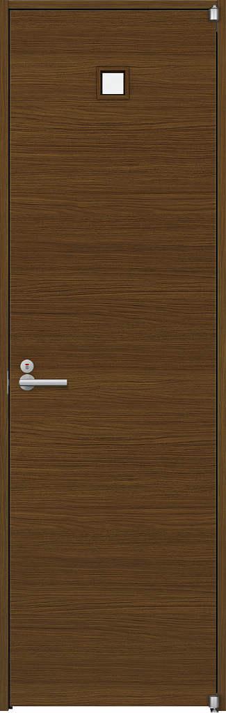 YKKAP室内ドア ラフォレスタ[スタイリッシュ][木目横] トイレドア Y80 ノンケーシング枠:[幅733mm×高2033mm]
