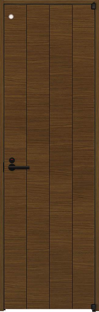 YKKAP室内ドア ラフォレスタ[スタイリッシュ][木目横] トイレドア Y11 ケーシング枠:[幅752mm×高2033mm]