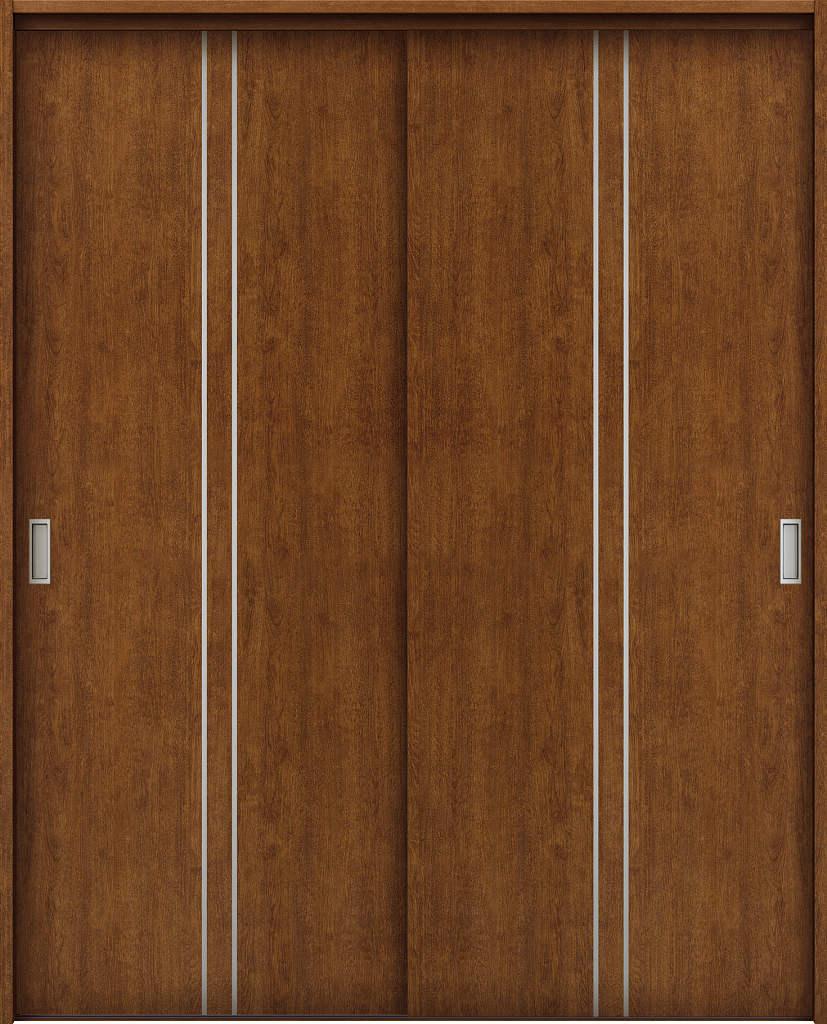 品質は非常に良い T13 ケーシング枠:[幅1643mm×高2033mm]【YKK】【YKK室内引戸】【室内引き戸】【室内建具】【木製建具】【間仕切】【扉】【建具引き戸】【内装建材】【建材】:ノース&ウエスト YKKAP室内引戸 ラフォレスタ[スタイリッシュ][木目たて] 2枚引き違い戸-木材・建築資材・設備