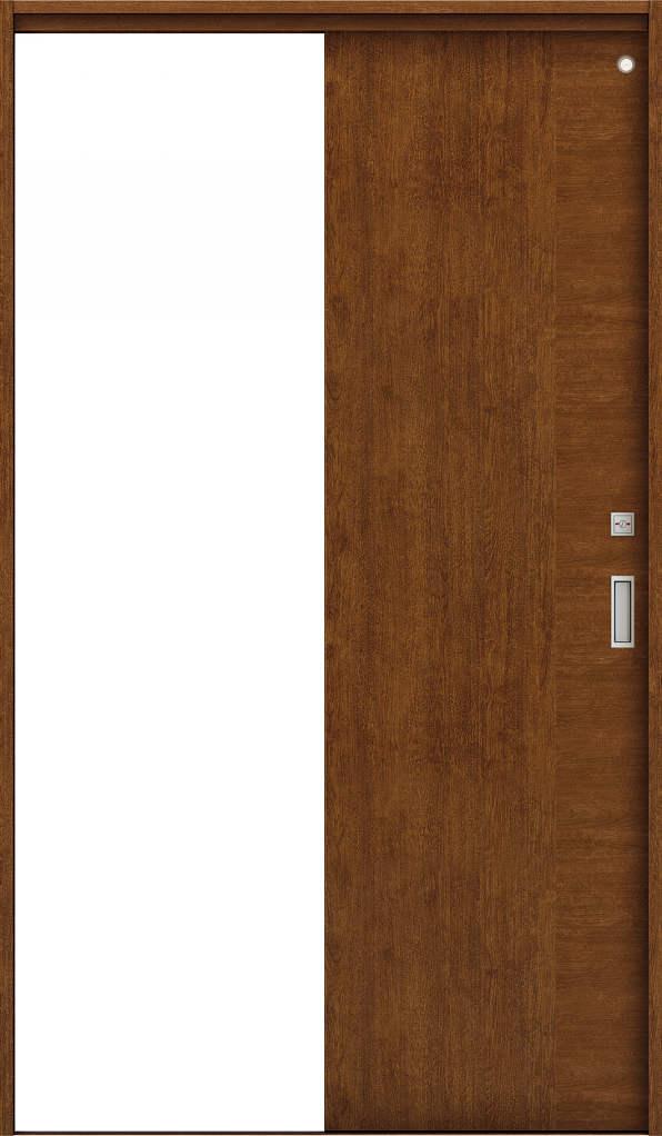 YKKAP室内引戸 ラフォレスタ[スタイリッシュ][木目たて] トイレ片引き戸 T12 ノンケーシング枠:【YKK】【YKK室内引戸】【室内引き戸】【室内建具】【木製建具】【間仕切】【扉】【建具引き戸】【内装建材】【建材】
