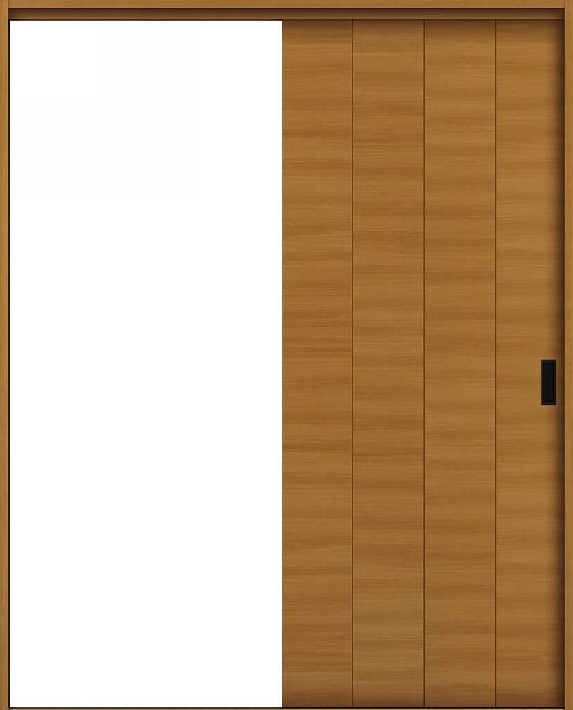 YKKAP室内引戸 ラフォレスタ[スタイリッシュ][木目横] 片引き戸 片引き戸 Y11 ノンケーシング枠:[幅1823mm×高2033mm], ホームセンターきたやま:d6db75d0 --- sunward.msk.ru