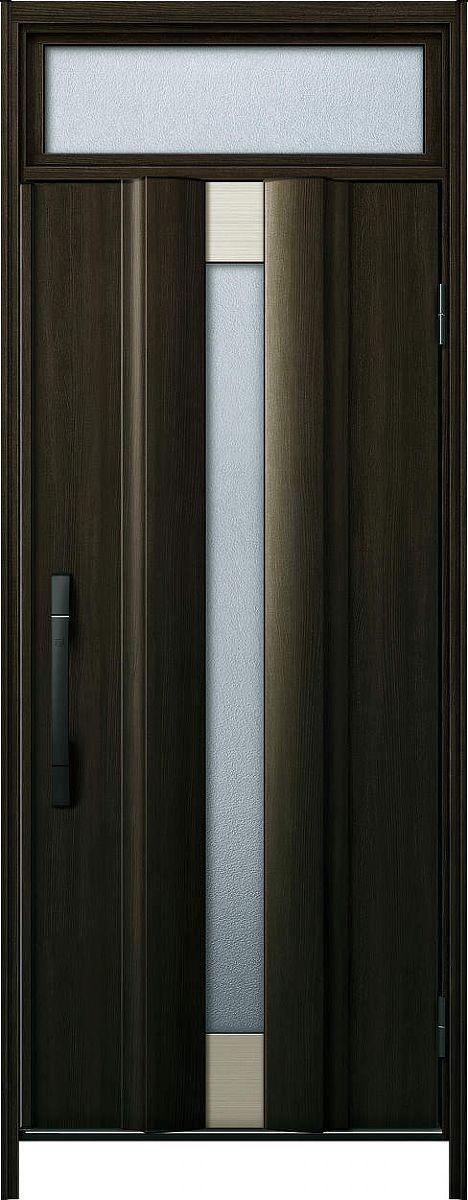 YKKAP玄関 リフォーム玄関ドア ドアリモ断熱タイプ[電気錠] D2仕様[ランマ付/Aタイプ] 片開き:S01V【ykk】【ドアリモ】【取り替え】【取替】【交換】【DIY】【電気錠】【カードキー】【リモコンキー】【断熱ドア】