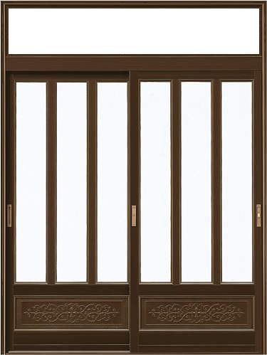 YKKAP玄関 玄関引戸 玄関引戸80型 額縁一体枠[ランマ付] DHS-83N:半外付[幅1800mm×高2271mm]【ykk】【YKK玄関引き戸】【引き戸】【安価】【玄関ドア引戸】