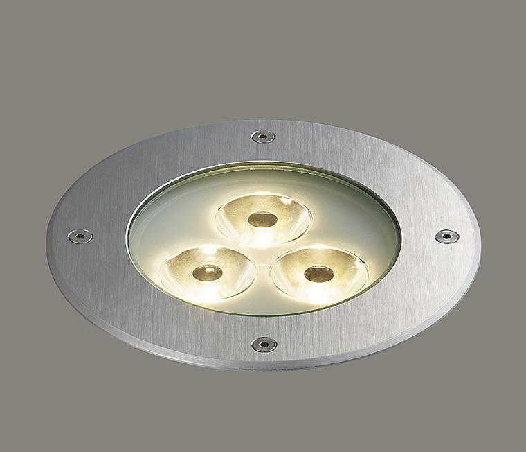 LIXIL ガーデンエクステリア[門まわり] エクステリアライト DC12V グランドライト:GND-G3型 15°