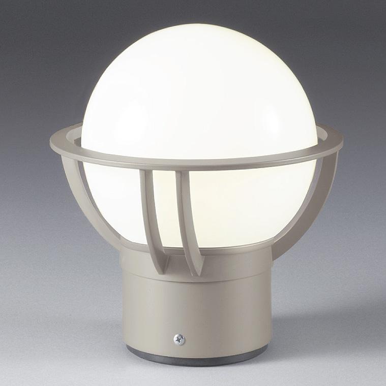 LIXIL ガーデンエクステリア[門まわり] エクステリアライト AC100V 門柱灯:LHK-1型