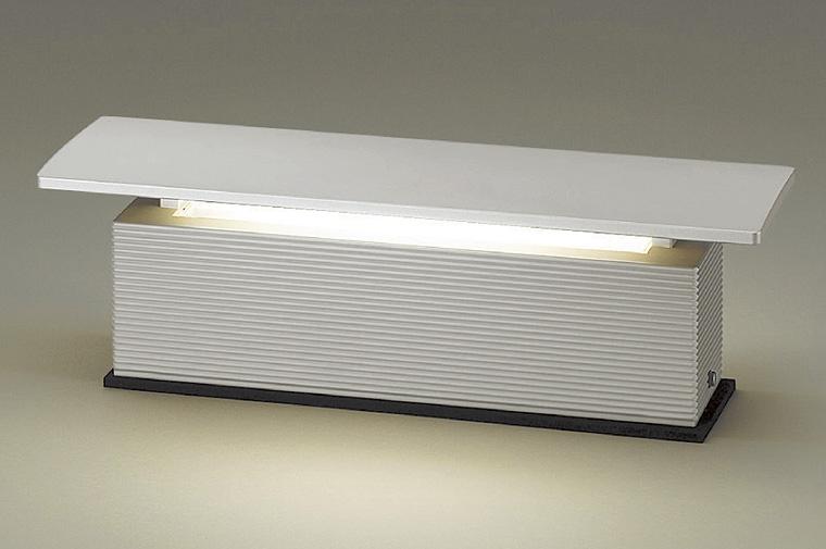LIXIL ガーデンエクステリア[門まわり] エクステリアライト AC100V 門袖灯:デュアルブラケット LMJ-1型
