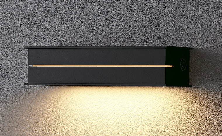 LIXIL ガーデンエクステリア[門まわり] エクステリアライト AC100V 表札灯:LPJ-16型