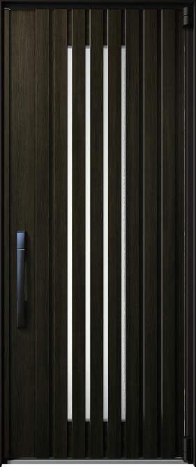 YKKAP玄関 断熱玄関ドア イノベスト[スマートコントロールキー] D50[樹脂複合枠仕様] 片開き:104[幅982mm×高2330mm]