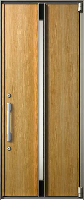 YKKAP玄関 断熱玄関ドア イノベスト D50[樹脂複合枠仕様] 片開き:109[幅982mm×高2330mm]