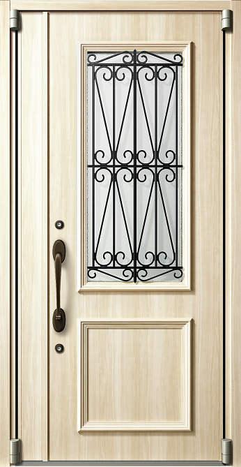 親子(入隅用):503[幅1135mm×高2330mm] YKKAP玄関 イノベスト D50[形材断熱枠仕様] 断熱玄関ドア