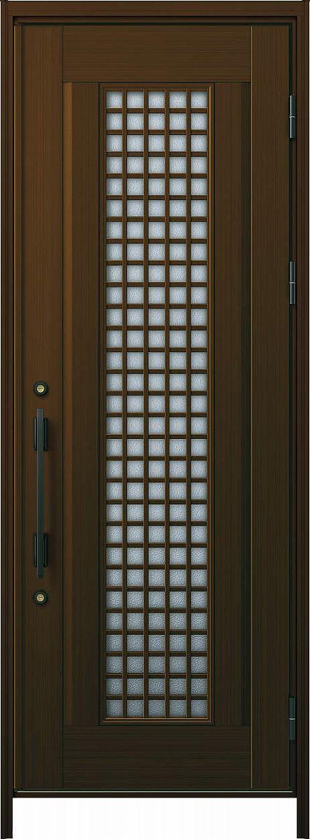 YKKAP玄関 リフォーム玄関ドア ドアリモアルミタイプ[手動錠] ランマ無[Cタイプ] 片開き:G06P【ykk】【ドアリモ】【カバー工法】【取り替え】【取替】【交換】【DIY】【玄関リフォーム】