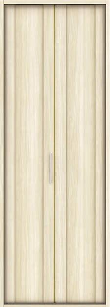 YKKAP収納 クローゼットドア 1枚折戸 JA ケーシング枠[四方枠]:[幅823mm×高2045mm]