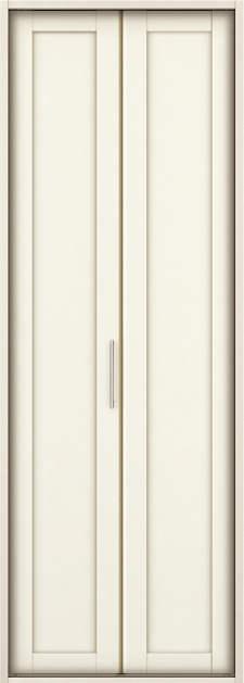 YKKAP収納 クローゼットドア 1枚折戸 NA ノンケーシング枠[三方枠]:[幅733mm×高2033mm]