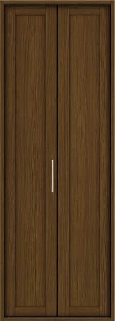 大人気新品 NA クローゼットドア ケーシング[三方枠]:[幅733mm×高2033mm]:ノース&ウエスト 1枚折戸 YKKAP収納-木材・建築資材・設備