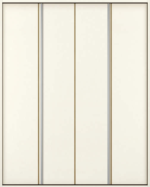 YKKAP収納 クローゼットドア 2枚折戸 木目たてT30 ケーシング[三方枠]:[幅1680mm×高2333mm]