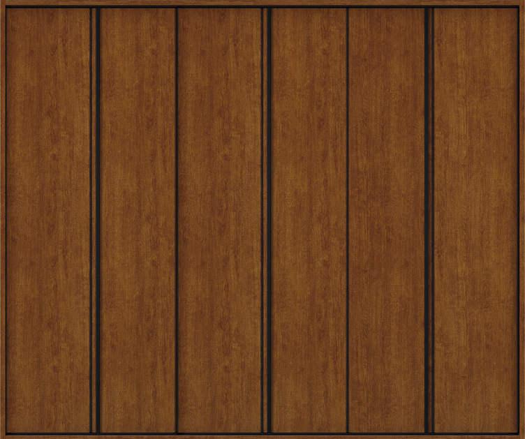 YKKAP収納 クローゼットドア 3枚折戸 木目たてT30 ケーシング[三方枠]:[幅2445mm×高2333mm]