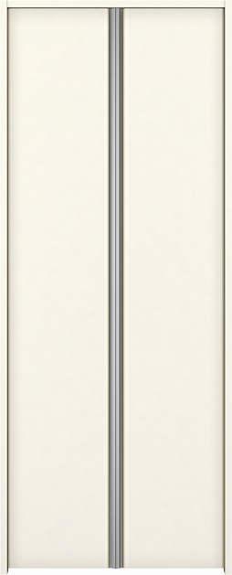 YKKAP収納 クローゼットドア 両開き戸 木目たてT30 ケーシング枠[四方枠]:[幅1188mm×高1845mm]