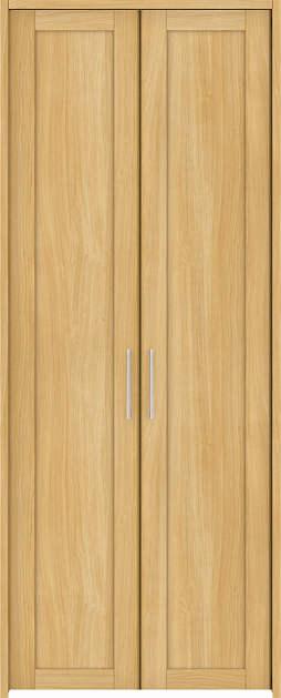 YKKAP収納 クローゼットドア 両開き戸 NA ノンケーシング枠[三方枠]:[幅1188mm×高2333mm]