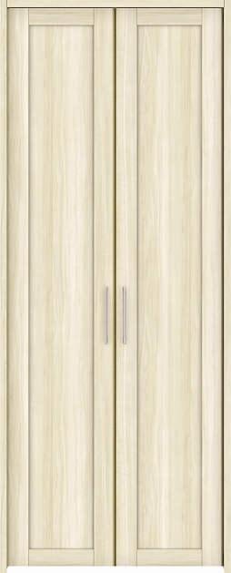 YKKAP収納 クローゼットドア 両開き戸 NA ケーシング[三方枠]:[幅733mm×高1833mm]