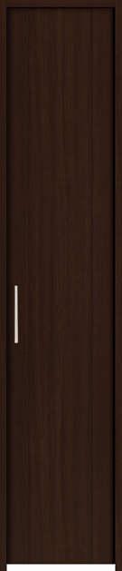 YKKAP収納 クローゼットドア 片開き戸 JA ノンケーシング枠[四方枠]:[幅620mm×高2345mm]