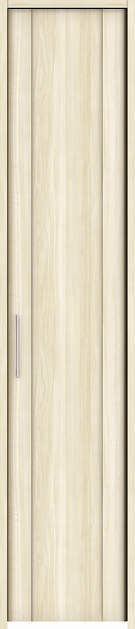 YKKAP収納 クローゼットドア 片開き戸 JA ケーシング[三方枠]:[幅620mm×高2333mm]