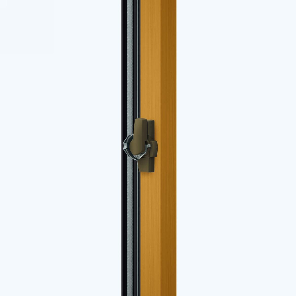 YKKAPオプション窓サッシ引き違い窓エピソードNEO:和室用クレセント
