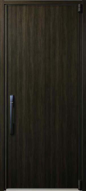 YKKAP玄関 断熱玄関ドア イノベスト[スマートコントロールキー] D50[形材断熱枠仕様] 片開き:110[幅982mm×高2330mm]