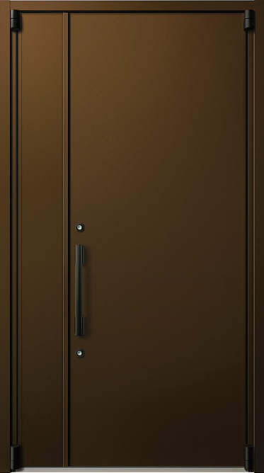 YKKAP玄関 断熱玄関ドア イノベスト D50[形材断熱枠仕様] 親子:904[幅1235mm×高2330mm]