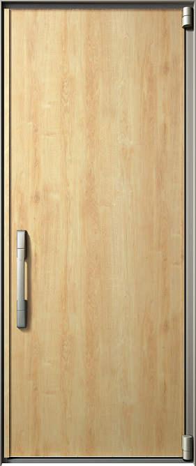 YKKAP玄関 断熱玄関ドア イノベスト[スマートコントロールキー] D50[樹脂複合枠仕様] 片開き:110[幅982mm×高2330mm]
