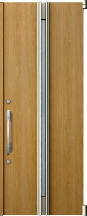 YKKAP玄関 リフォーム玄関ドア 取替玄関ドア ラフィールType-S[DH=20用] 片開き:05型[ドア幅:891mm×ドア高:2000mm]