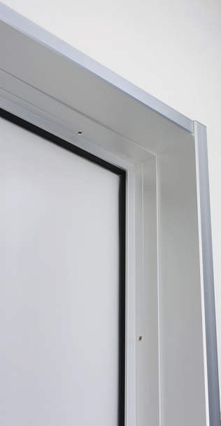 YKKAPオプション 玄関ドア VenatoD30:アルミ製内額縁 壁厚122~146mm 片開き用
