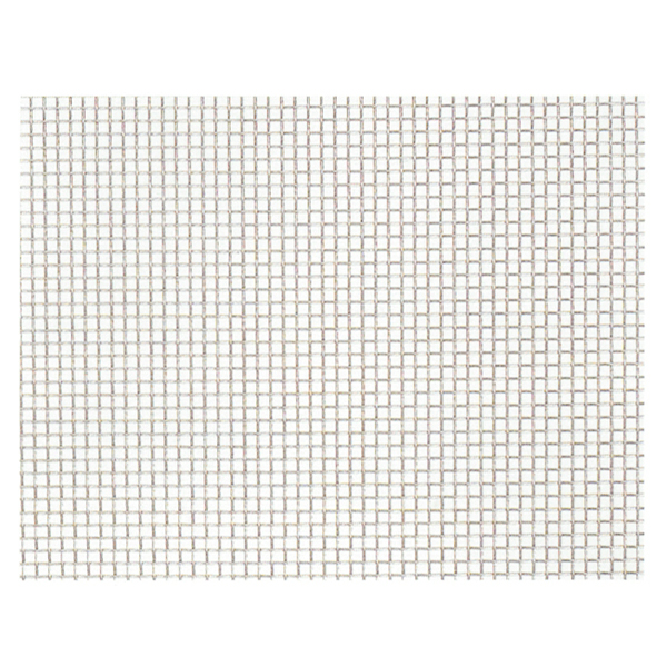 産業用金網 ステンレス平織金網 線径0.29mm:24メッシュ 開目0.77mm[幅1m×長さ5m]【ステンレス】【金網】