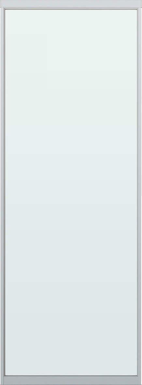 YKKAPアルミインテリア スクリーンパーティション[間仕切] 固定タイプスクリーンデザイン(アルミ枠) 1枚パネル SAタイプ:[幅500~896mm×高2443~2732mm]【YKK】【室内インテリア】【サッシ】【パーテーション】【パーテイション】【固定間仕切り】【アルミ間仕切】【縦