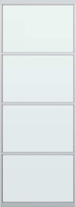 YKKAPアルミインテリア スクリーンパーティション[間仕切] 固定タイプスクリーンデザイン(アルミ枠) 1枚パネル NAタイプ:[幅897~1236mm×高1550~2142mm]【YKK】【室内インテリア】【サッシ】【パーテーション】【パーテイション】【固定間仕切り】【アルミ間仕切】【