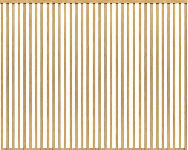 【1着でも送料無料】 YKKAPアルミインテリア ラミネート:[幅2919mm×高1550~2142mm] YKK 室内イン:ノース&ウエスト 固定タイプ格子調デザイン(アルミ枠) 12尺 スクリーンパーティション[間仕切]-木材・建築資材・設備