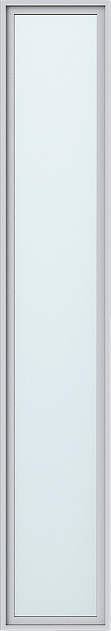 YKKAPアルミインテリア スクリーンパーティション[採光ユニット] たてスリットアクセントFIX窓(アルミ枠) クロス巻込み枠仕様:[幅241~540mm×高1193~2152mm]【YKK】【室内インテリア】【サッシ】【フィックス】【はめ殺し】【間仕切】【組立て完成品】【アルミ建材】