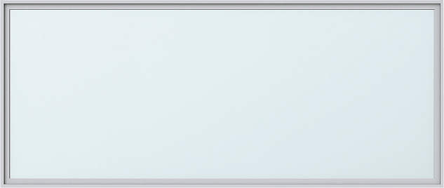 YKKAPアルミインテリア スクリーンパーティション[採光ユニット] 横スリットアクセントFIX窓(アルミ枠) クロス巻込み枠仕様:[幅501~1228mm×高172~252mm]【YKK】【室内インテリア】【サッシ】【フィックス】【はめ殺し】【間仕切】【組立て完成品】【アルミ建材】【室