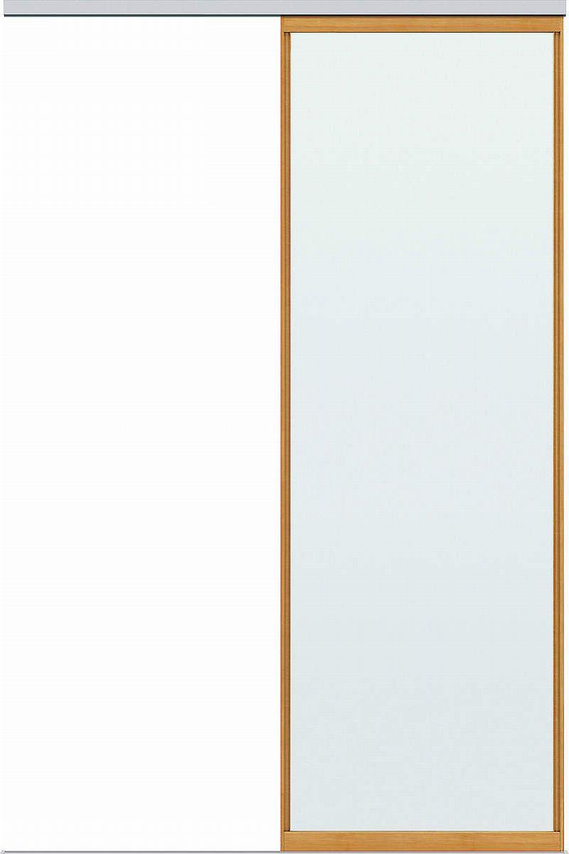 YKKAPアルミインテリア スクリーンパーティション[間仕切] 片引き戸(アルミ枠) MAタイプ:[幅1175~1754mm×高1550~2142mm]【YKK】【室内インテリア】【サッシ】【片引戸】【室内引き戸】【パーテーション】【パーテイション】【アルミ建具】【バリアフリー】