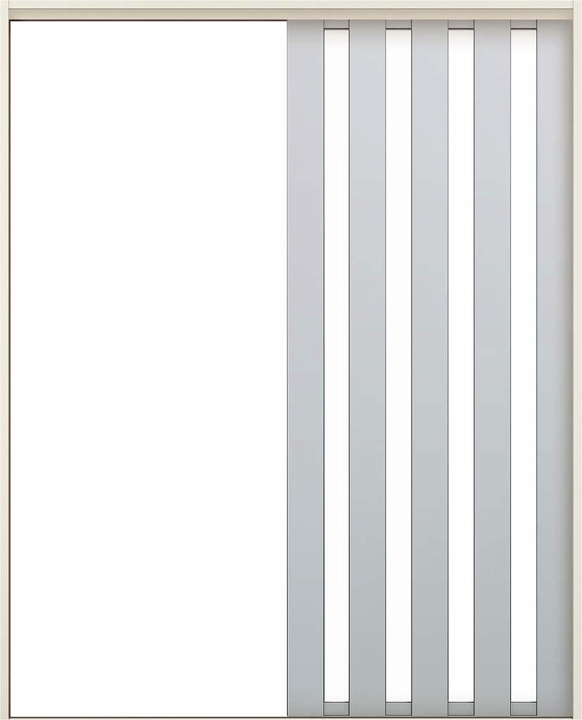 YKKAPアルミインテリア スクリーンパーティション[室内引戸] 片引き戸(木質枠) LAタイプ ノンケーシング枠[集合住宅向け]:[幅1188~2215mm×高1658~2458mm]【YKK】【YKKパーティション】【YKKパーテーション】【パーテーション】【アルミパーティション】【アルミ引き